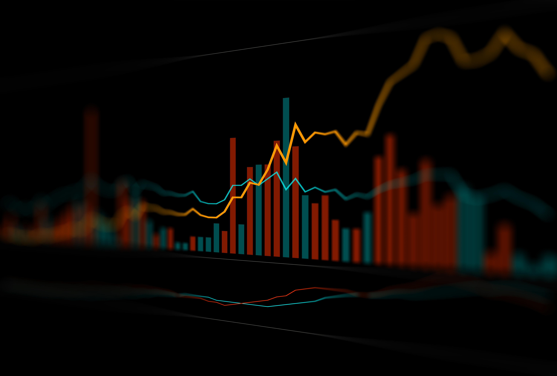 Graph chart indice e confronta