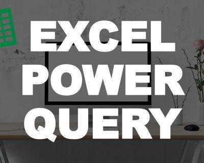 Introduzione a Excel Power Query