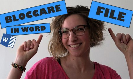 Come bloccare file in Word | To pin file