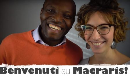 Benvenuti su Macraris! Impara e migliora insieme a noi…